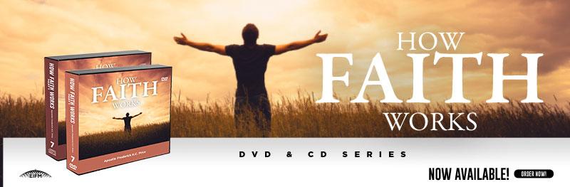 Become a faith Partner today!